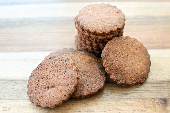 Een ouderwets Nederlands koekje met kaneel en vanille, de jodekoek.